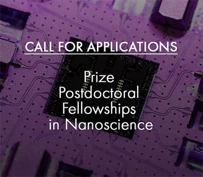 Call for Applications for KNI Prize Postdoctoral Fellowships in Nanoscience