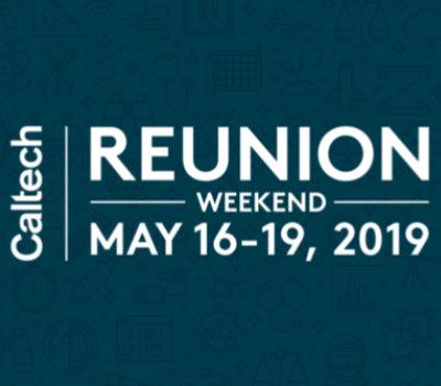 2019 Caltech Alumni Weekend