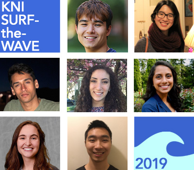 2019 KNI SURF-the-WAVE cohort