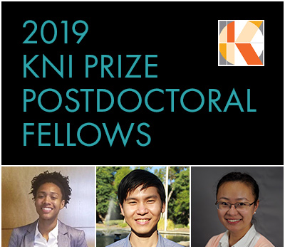 2019 KNI Postdoctoral Fellows